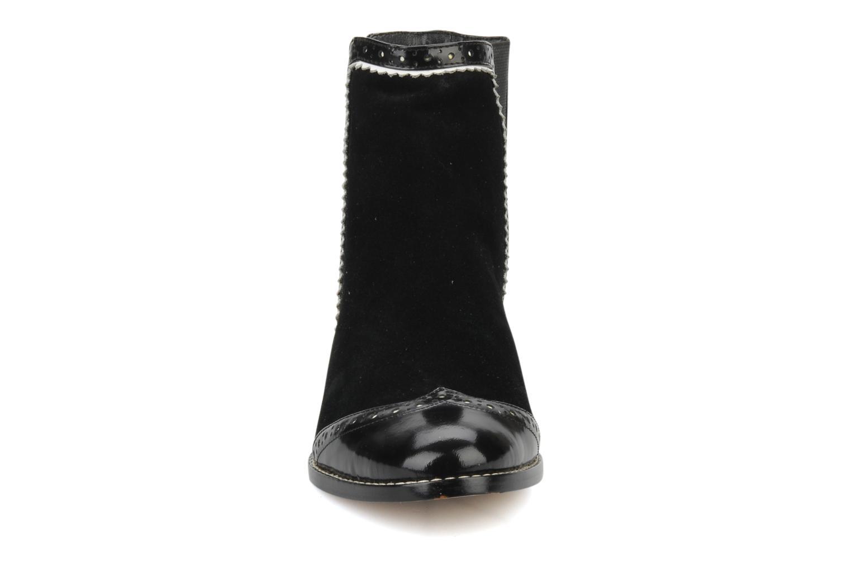 Boots en enkellaarsjes C.Petula Thelma Zwart model
