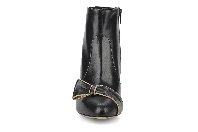 Bottines et boots C.Petula Olga Noir vue portées chaussures
