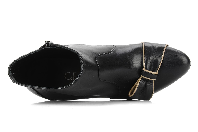 Bottines et boots C.Petula Olga Noir vue gauche