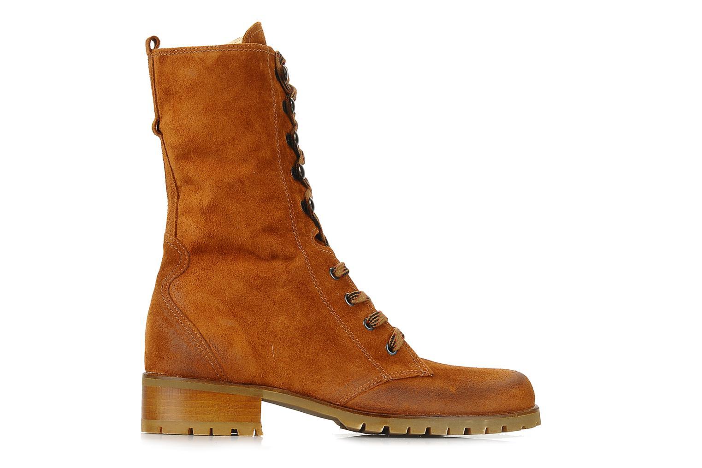 Boots en enkellaarsjes Pare Gabia Tuilia Bruin achterkant