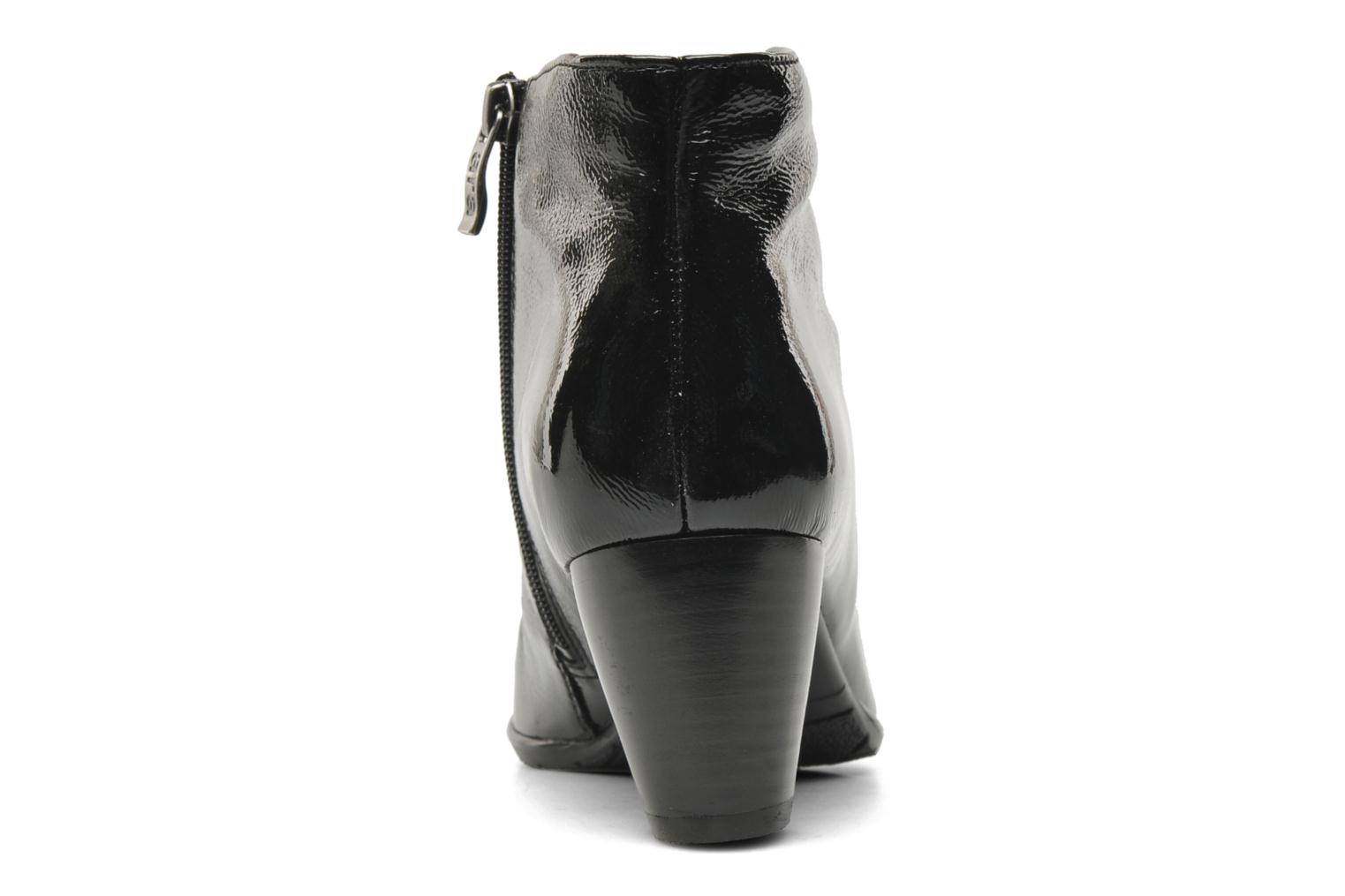 Ankle boots Ara Tol Black view from the right