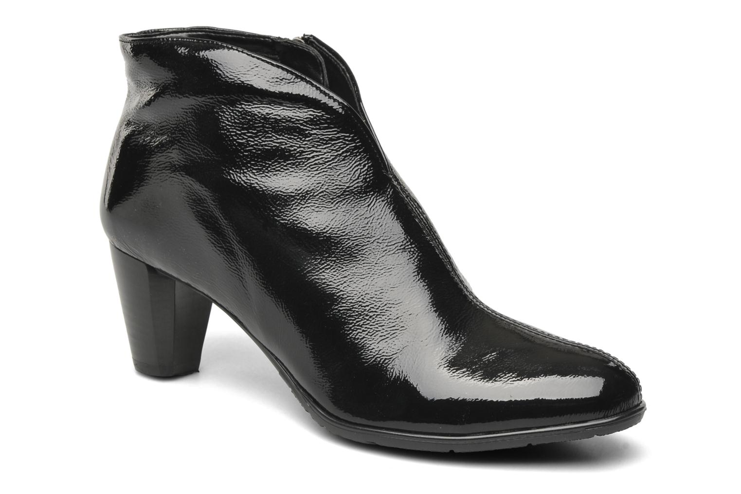 Ankle boots Ara Tol Black detailed view/ Pair view