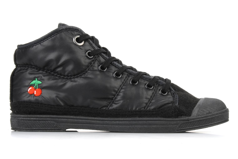 Sneakers Le temps des cerises Basic 03 doune Zwart achterkant