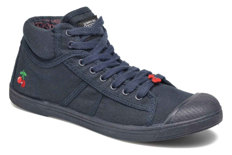 Sneakers Le temps des cerises LC Basic 03 Azzurro vedi dettaglio/paio