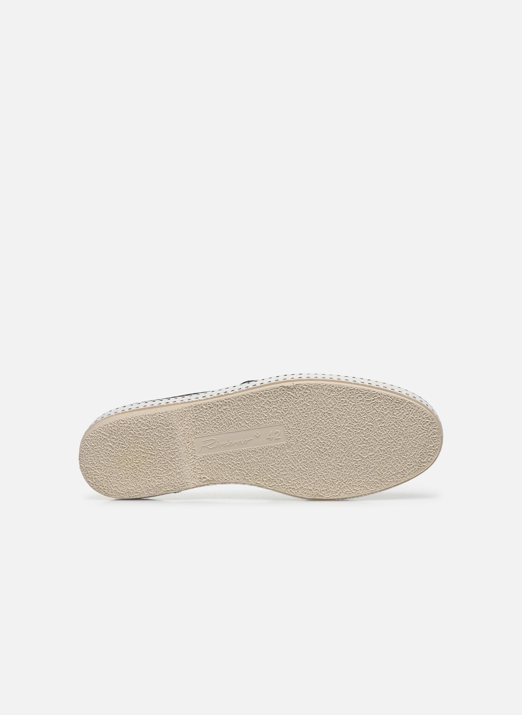 Espadrilles Rivieras Jean m Blue view from above