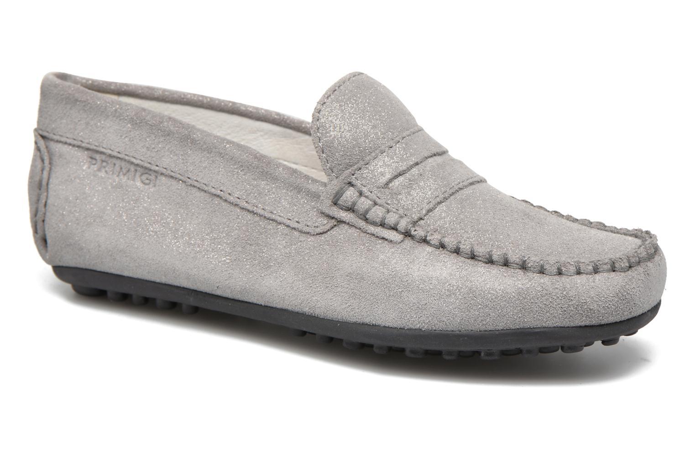 Loafers Primigi Brad 1-e Grey detailed view/ Pair view