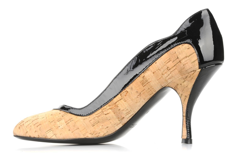 High heels Amelie Pichard Audrey Black front view
