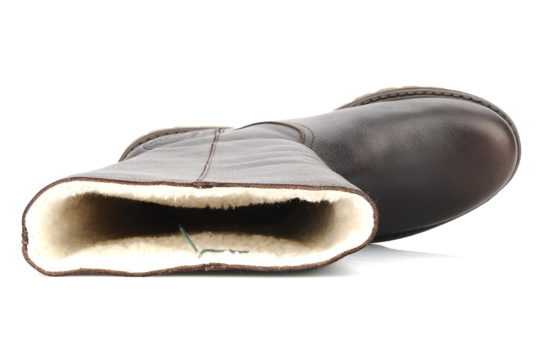 Stiefeletten & Boots Panama Jack Basica 30 braun ansicht von links