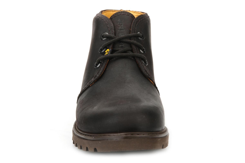 Chaussures à lacets Panama Jack Bota Panama M Marron vue portées chaussures