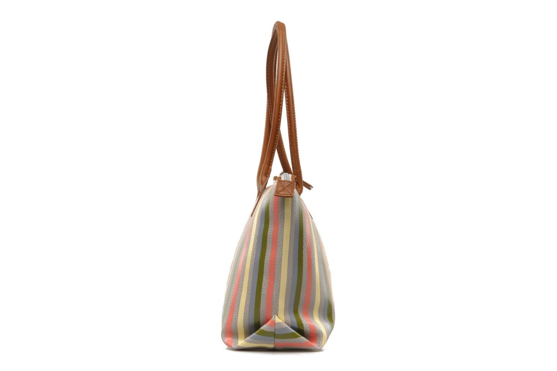 Borse Paquetage Paco mm Multicolore modello indossato