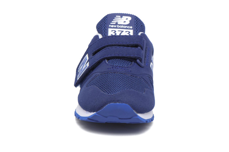 Sneaker New Balance Ka373 blau schuhe getragen