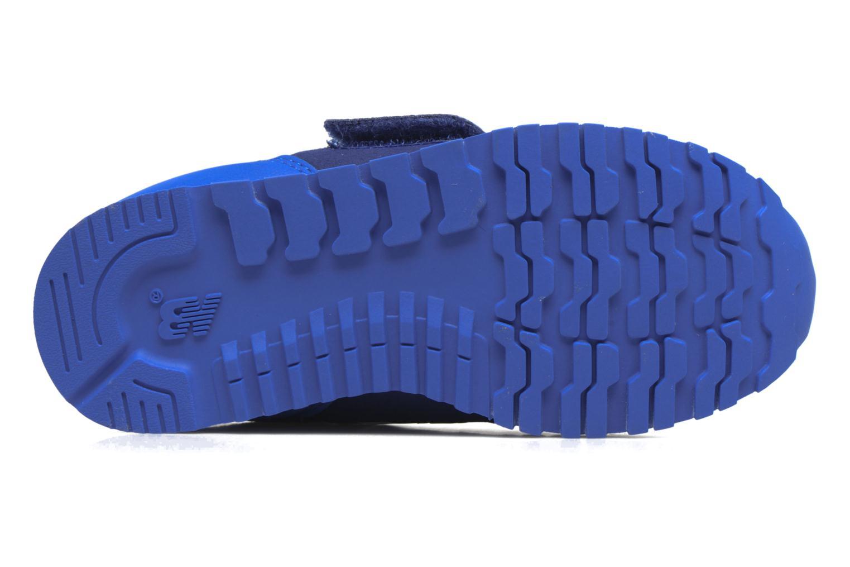 Baskets New Balance Ka373 Bleu vue haut