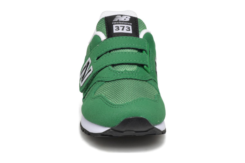 Sneaker New Balance Kv373 grün schuhe getragen