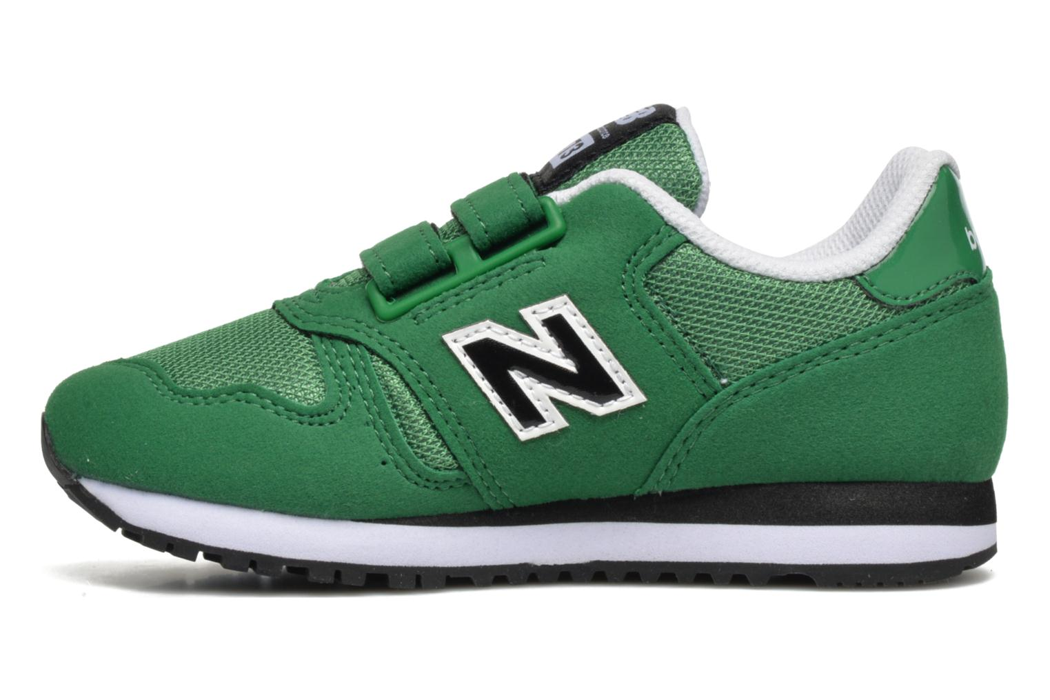 Baskets New Balance Kv373 Vert vue face