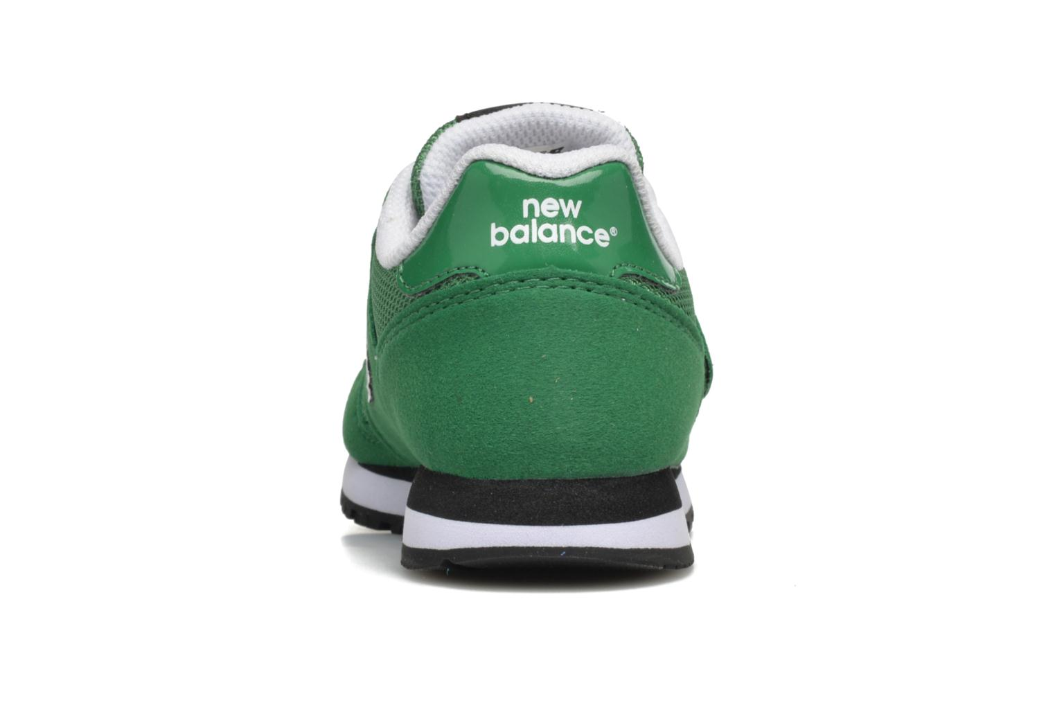 Trainers New Balance Kv373 Green view from the right