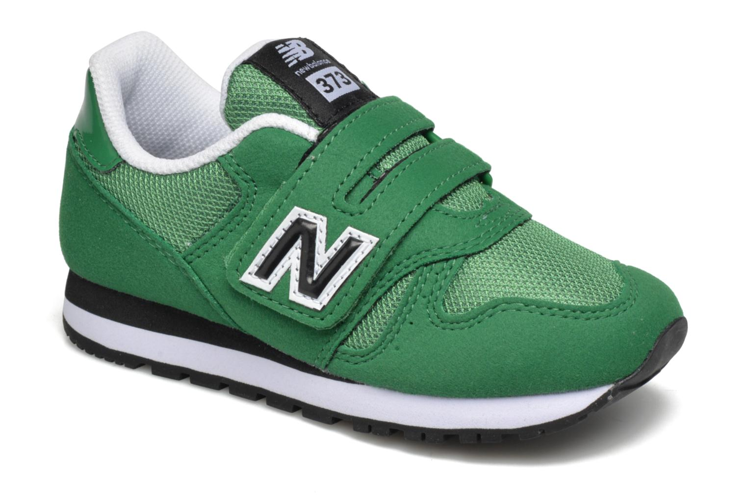 Trainers New Balance Kv373 Green detailed view/ Pair view