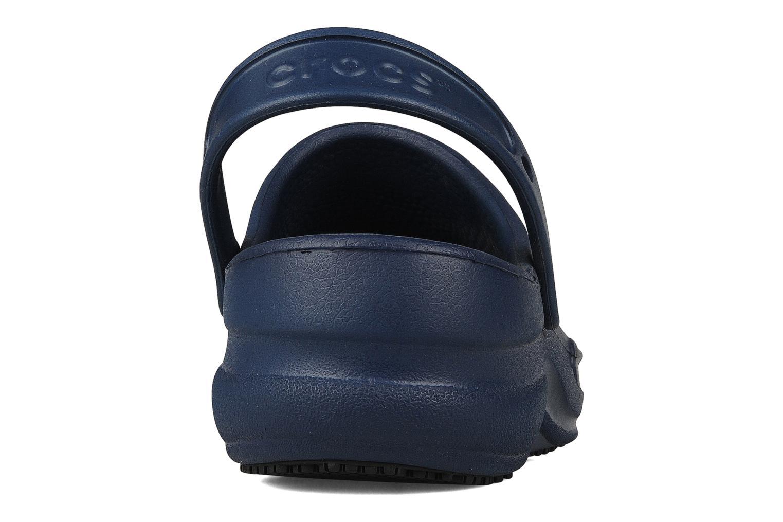 Sandalen Crocs Bistro m Blauw rechts