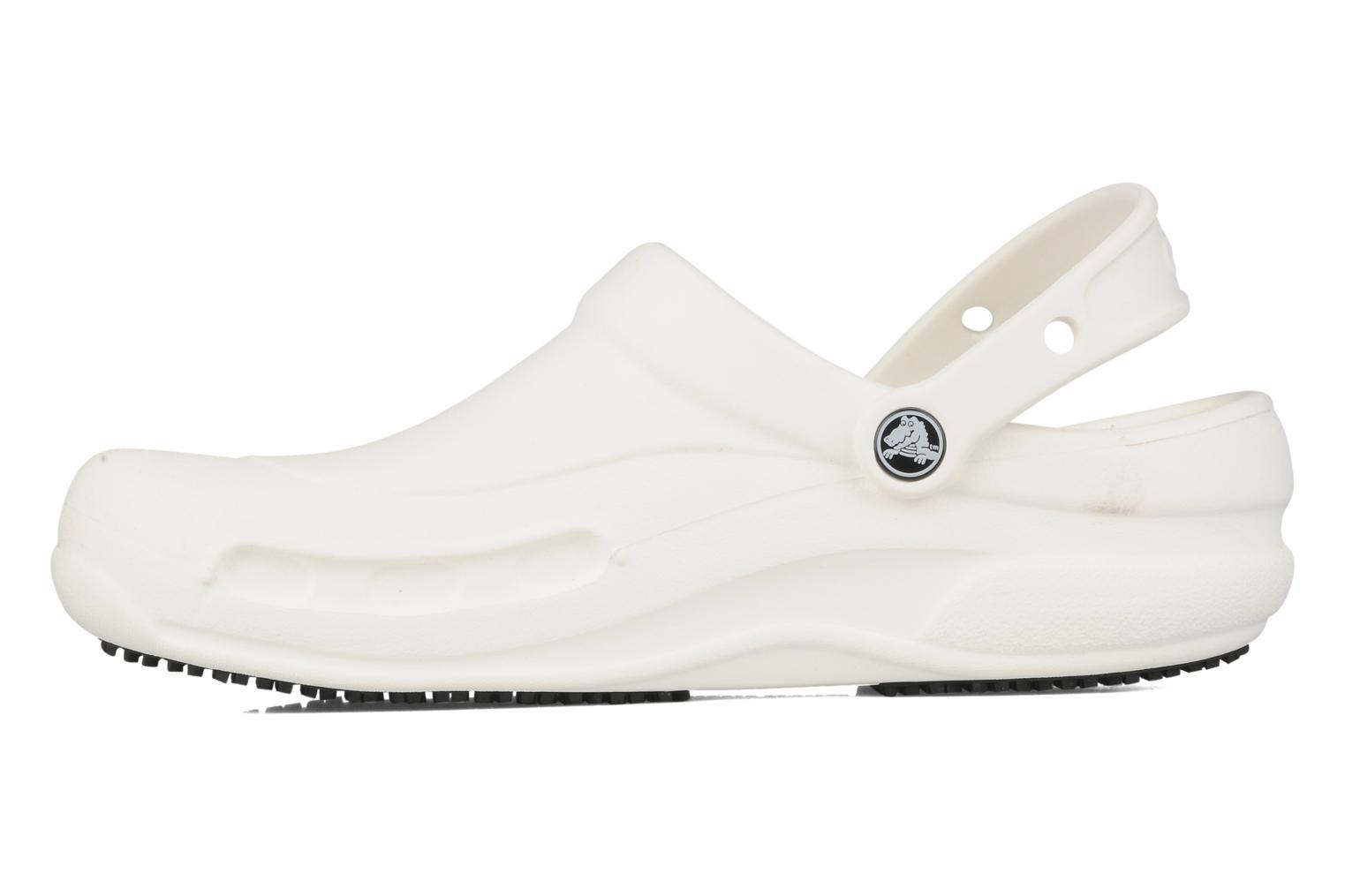 Sandals Crocs Bistro m White front view