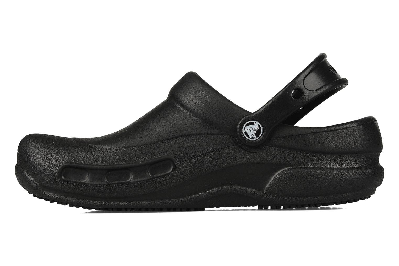 Sandalen Crocs Bistro m Zwart voorkant