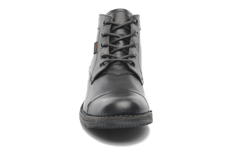 Stiefeletten & Boots Kickers Banko schwarz schuhe getragen
