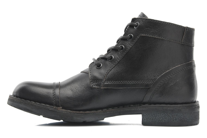 Stiefeletten & Boots Kickers Banko schwarz ansicht von vorne