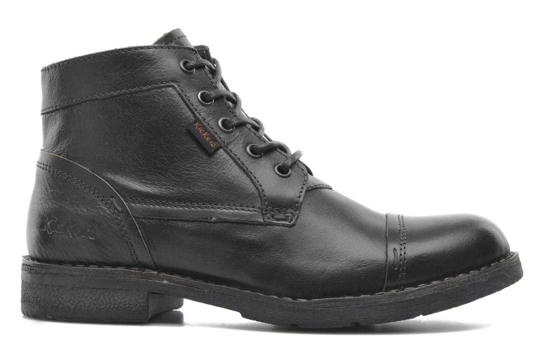 Stiefeletten & Boots Kickers Banko schwarz ansicht von hinten