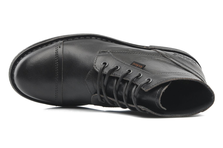 Stiefeletten & Boots Kickers Banko schwarz ansicht von links