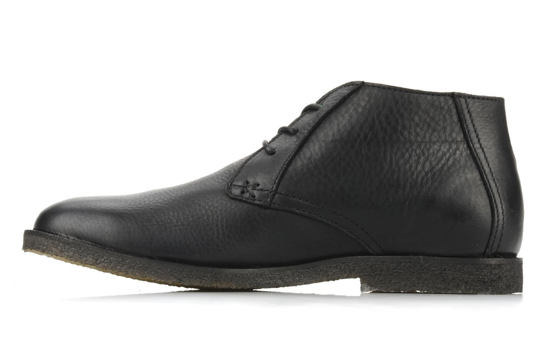 Chaussures à lacets Kickers Jazzy Noir vue face