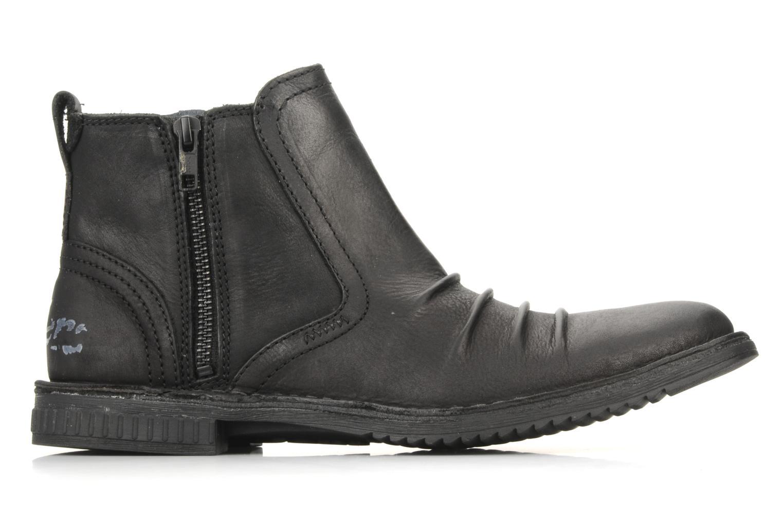 Bottines et boots Kickers Jesoif Noir vue derrière