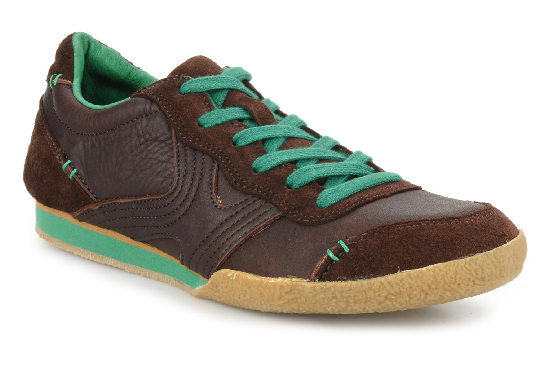 Sneaker Kickers Optimum braun detaillierte ansicht/modell