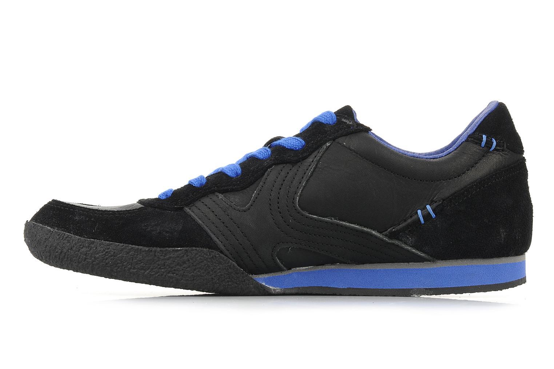 Sneakers Kickers Optimum Zwart voorkant