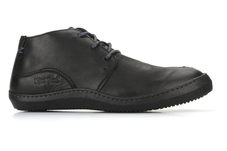 Chaussures à lacets Kickers Bingo Noir vue derrière