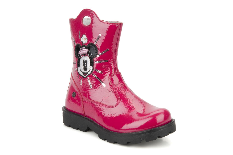 Boots en enkellaarsjes Disney by Naturino Disney 758 Roze detail