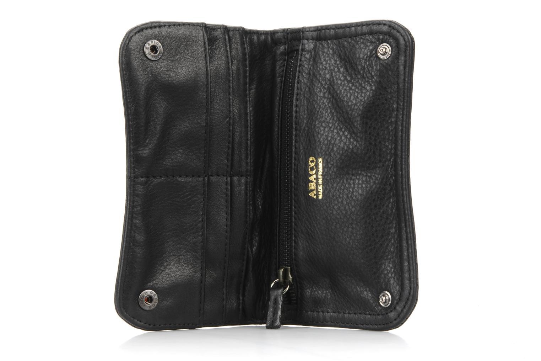 Wallets & cases Abaco Nina rock Black back view