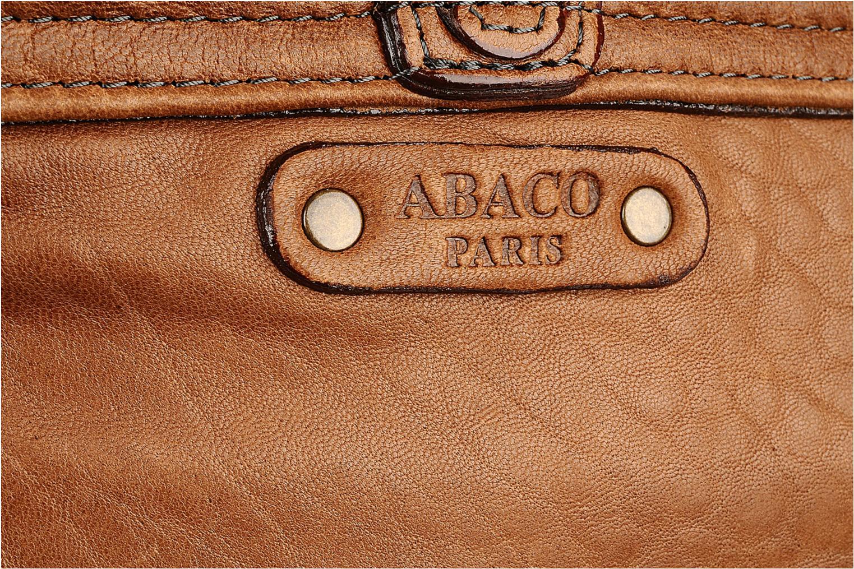 Bolsos de mano Abaco Diago Marrón vista lateral izquierda