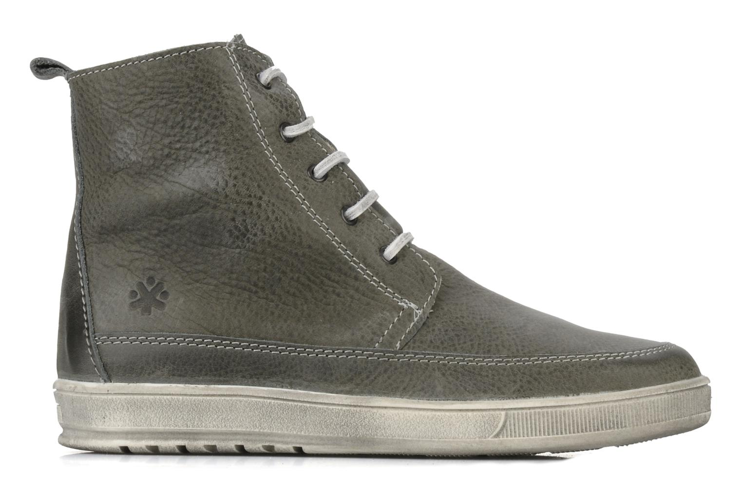 Ankle boots Acebo's Loupio Grey back view