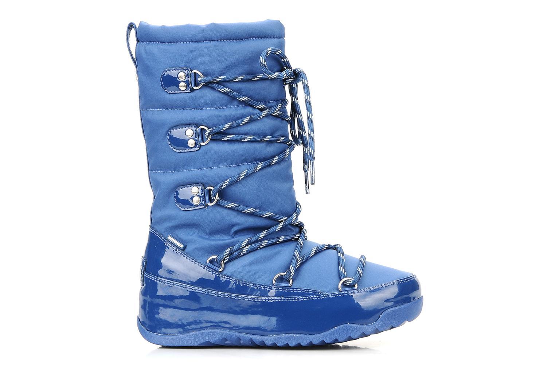 Bottines et boots FitFlop Blizzboot Bleu vue derrière