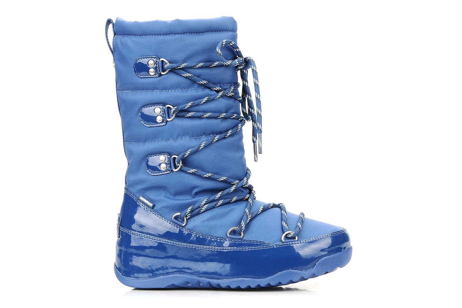 Ankle boots FitFlop Blizzboot Blue back view