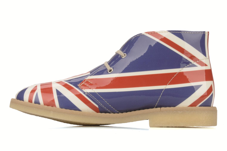Bottines et boots Coco et abricot Dingl Multicolore vue face