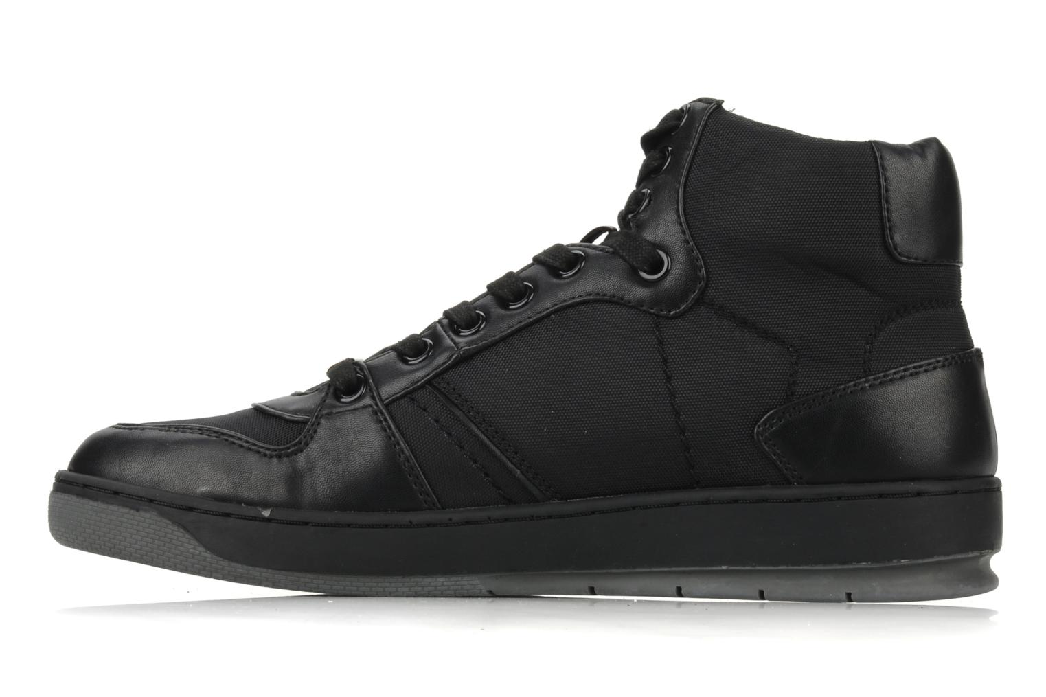 Sneakers Guess Pro Nero immagine frontale