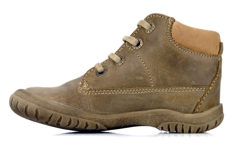 Bottines et boots Noël Mini factor Marron vue face