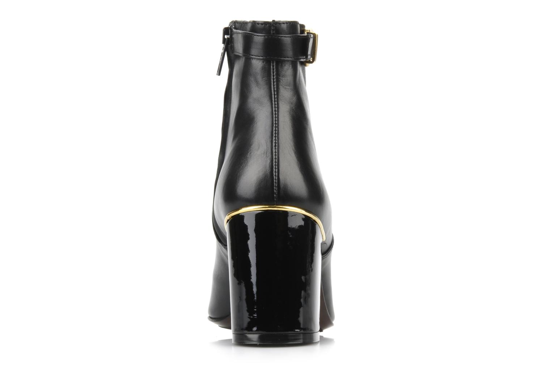Bottines et boots Clergerie Hut Noir vue droite