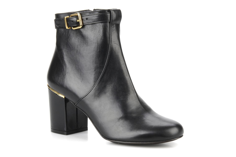 Bottines et boots Clergerie Hut Noir vue détail/paire