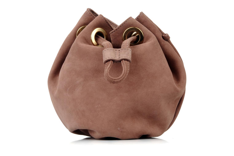 Handbags Unisa Zclavel Pink front view