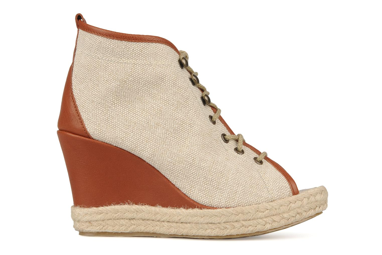 Ankle boots Eden Tolipa Beige back view
