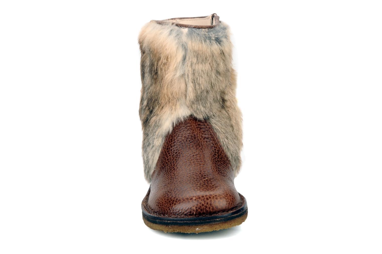 Stiefeletten & Boots PèPè Diadème braun schuhe getragen