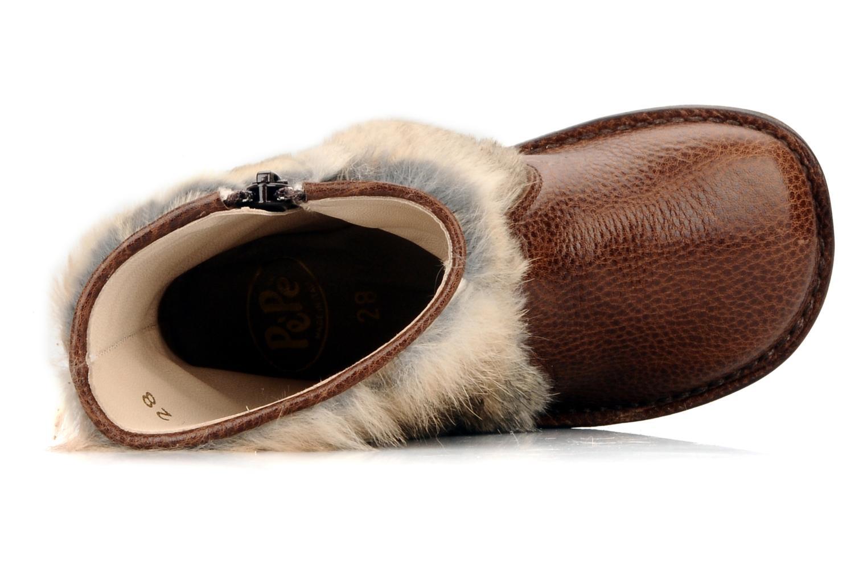 Stiefeletten & Boots PèPè Diadème braun ansicht von links