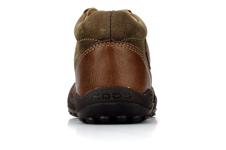 Bottines et boots Mod8 Garcia Marron vue droite