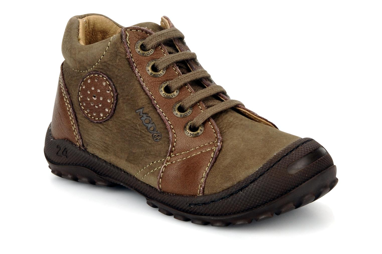 Bottines et boots Mod8 Garcia Marron vue détail/paire