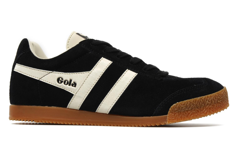 Sneakers Gola Harrier m Zwart achterkant